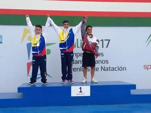 Estudiante del Liceo Campeón SudamericanoIUSH