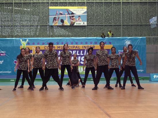 Estudiantes del Liceo avanzan a la semifinal del Campeonato Inder de PorrismoIUSH