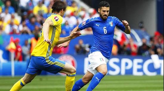 Tras repechaje con Suecia, Italia queda por fuera del Mundial de Rusia 2018.IUSH