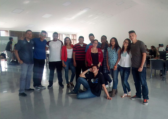 Salazaristas participan en evento de innovación y emprendimientoIUSH