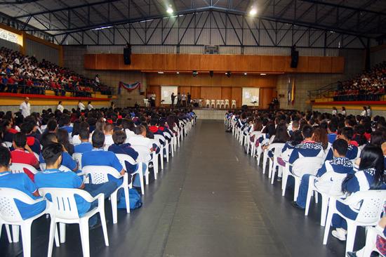 La UNODC avala Programa realizado en el LiceoIUSH