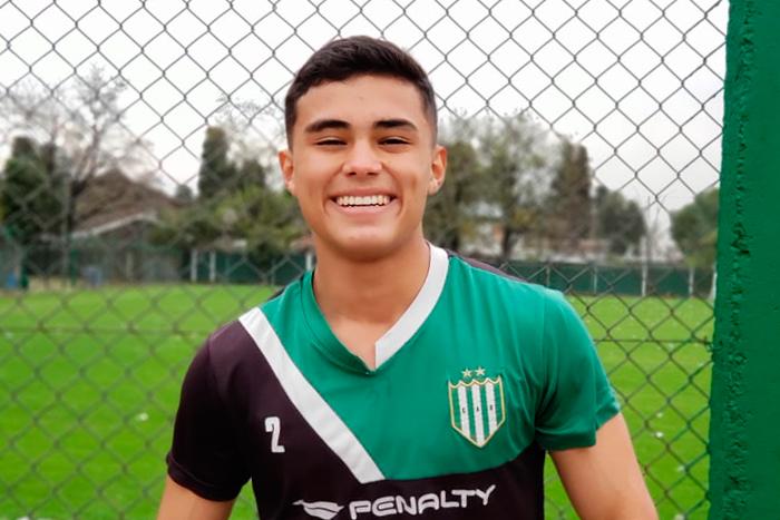 Estudiante del Liceo Salazar y Herrera juega en ArgentinaIUSH