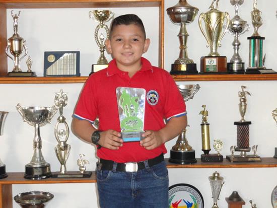 Estudiante del Liceo campeón en BMXIUSH