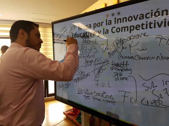 La Organización Salazar y Herrera participa en la Mesa para la Innovación y Competitividad en Antioquia  IUSH