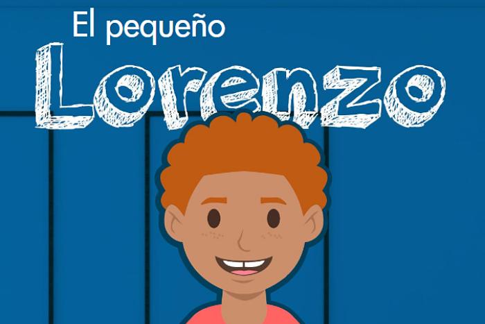 Historieta: El pequeño LorenzoIUSH