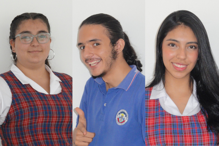 Representantes estudiantiles 2021IUSH