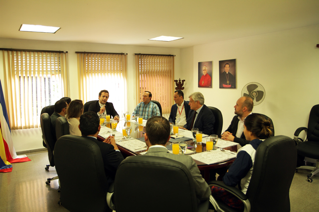 La Organización realiza alianzas internacionalesIUSH