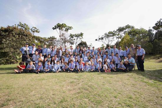 30 años cumple el Grupo de Scouts 112 KimyaripandaIUSH