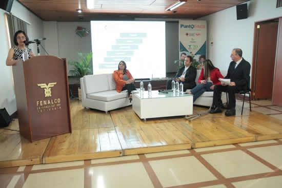 Salazar y Herrera presente en Punto EducaIUSH